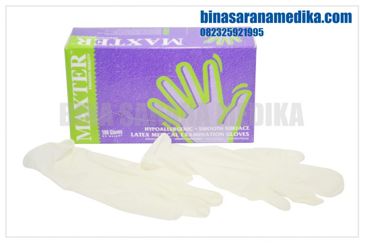 glove-disposible-maxter-s-sarung-tangan-bedah-latex