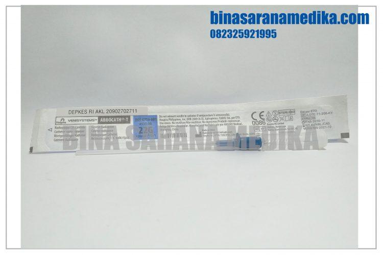 alat-untuk-memasukkan-cairan-ke-infus-set-iv-abbocath-abboth-22-g