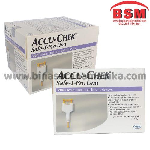 ACCU SAFE-T PRo UNO 200 (Sample Darah)