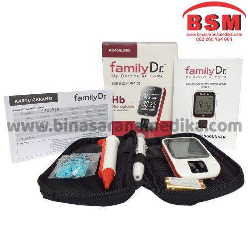 Alat Hemoglobin (Hb) Family Dr MHD-1