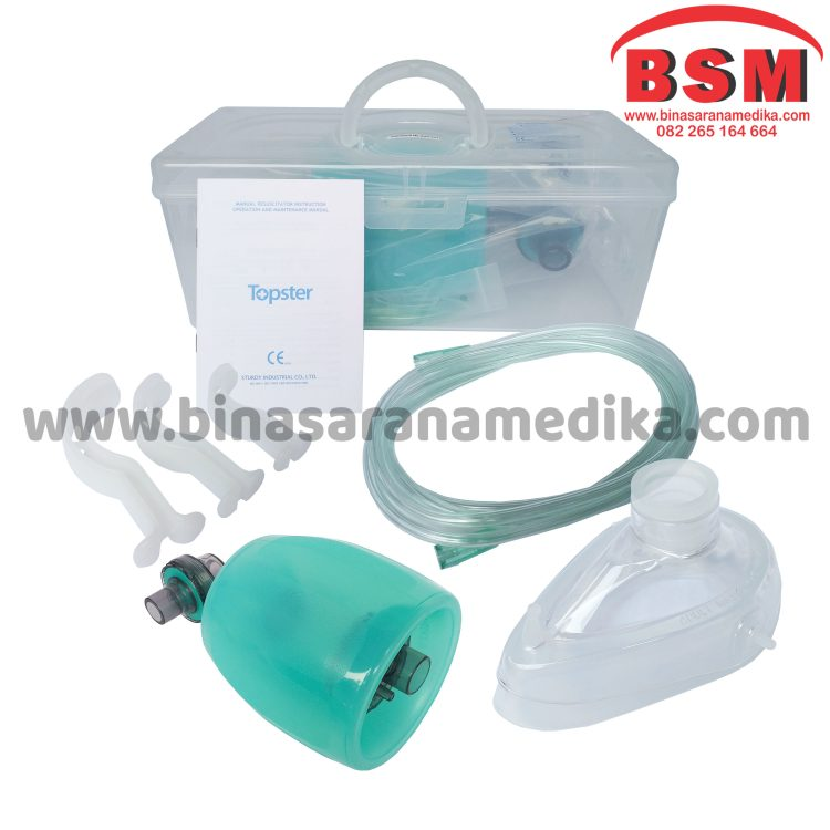 Ambubag Topstar Adult