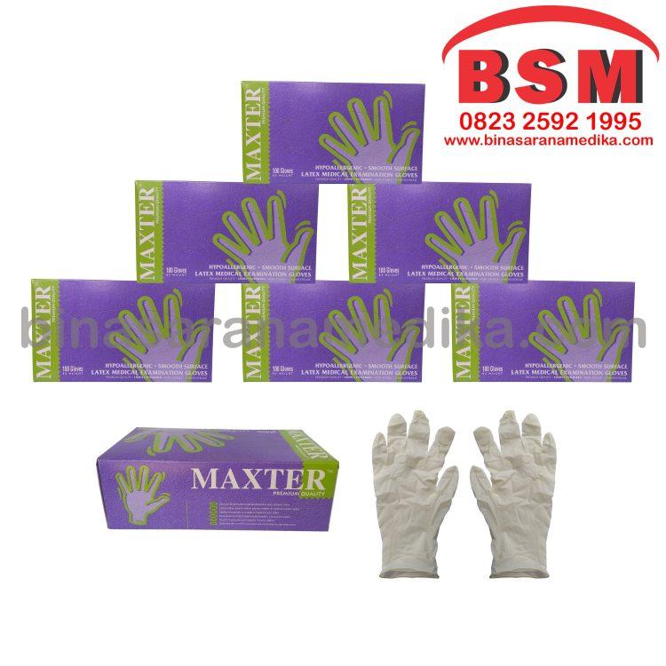 glove-sarung-tangan-bedah-maxter-l