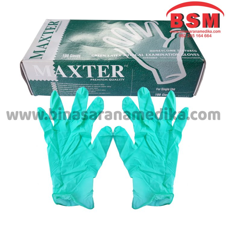 GLOVE MAXTER MINT M