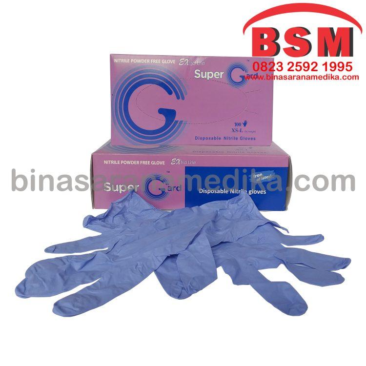 glove-nitril-supergard-m-sarung-tangan