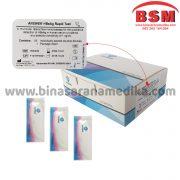 HBS AG CARD INS ANSWER-2 (Strip Tes Hepatitis B)