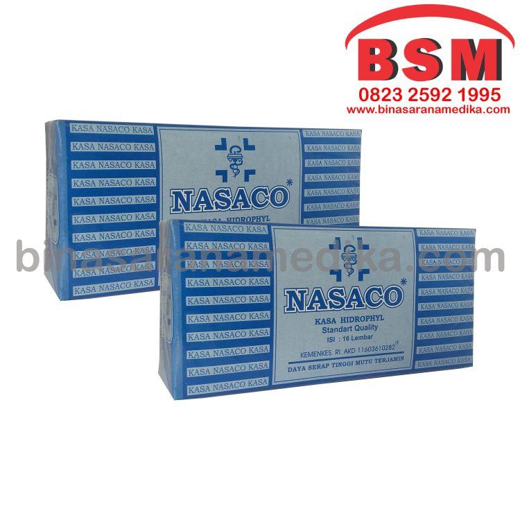 KASA HIDROFIL NASACO BOX ISI 16 LEMBAR