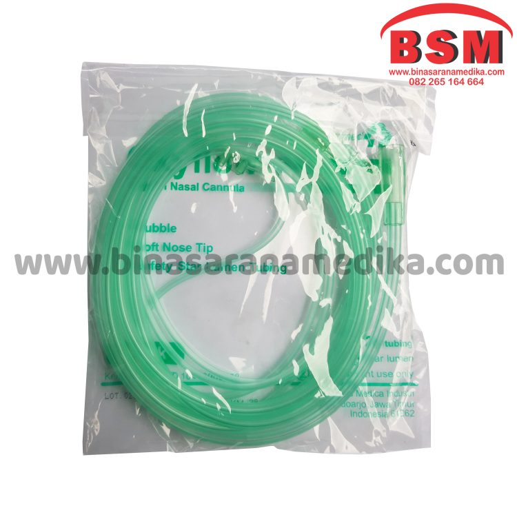 NASAL CANNULA OKSIGEN CHILD / ANAK ANAK OXYFLOW