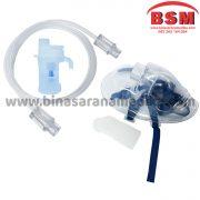Nebulizer Omron NE-C801 / Alat Terapi Gangguan Pernafasan