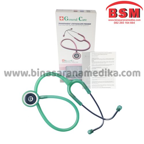 Stethoscope / Stetoskop General Care Premier Transparan
