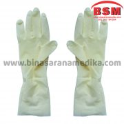 Glove SMC Shamrock Pre-Powdered dan Powder Free Gloves