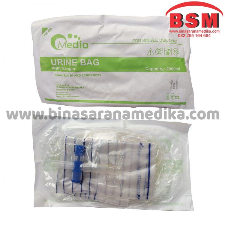 Urine Bag Media With Hanger