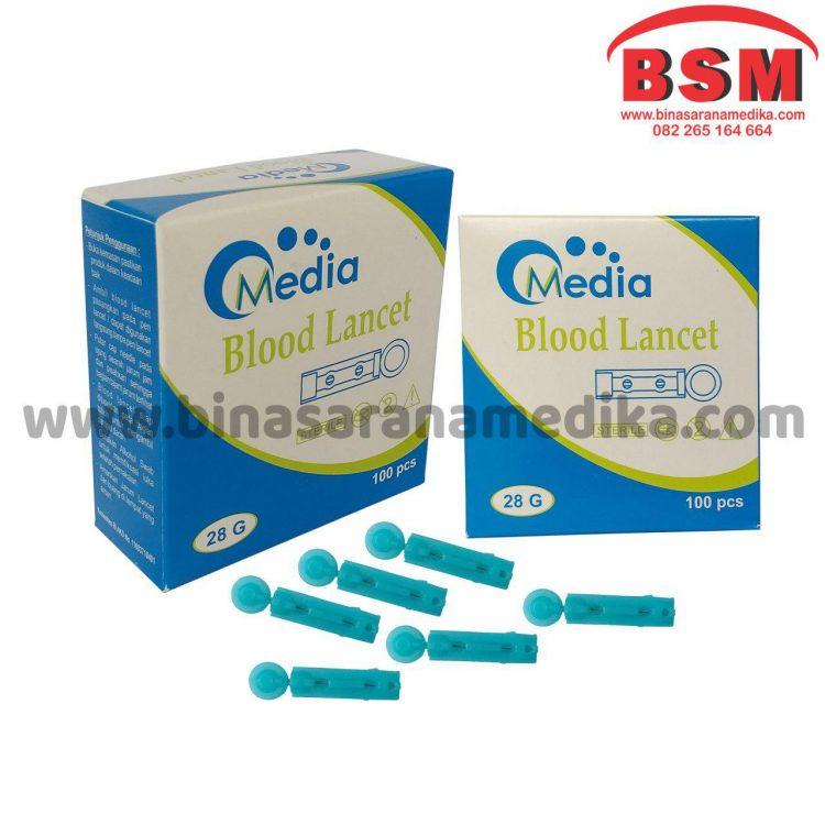 blood lancette media