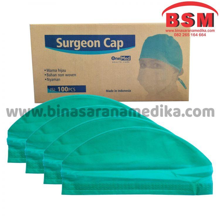 SURGEON CAP ONEMED