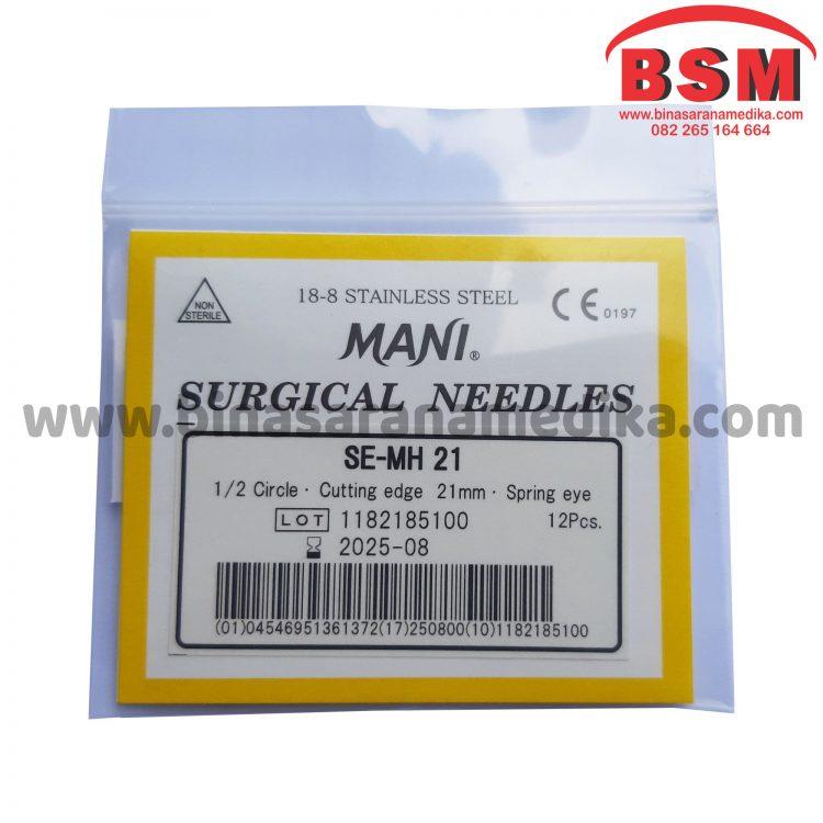 Surgical Needles SE-MH 21 Jarum Hecting Kulit Bedah Operasi
