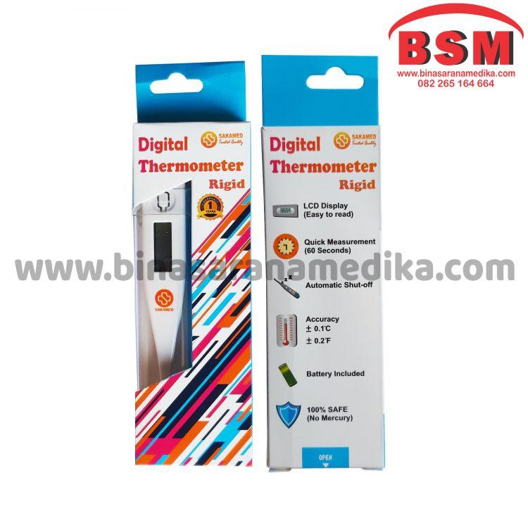 Thermometer Digital Rigid Sakamed