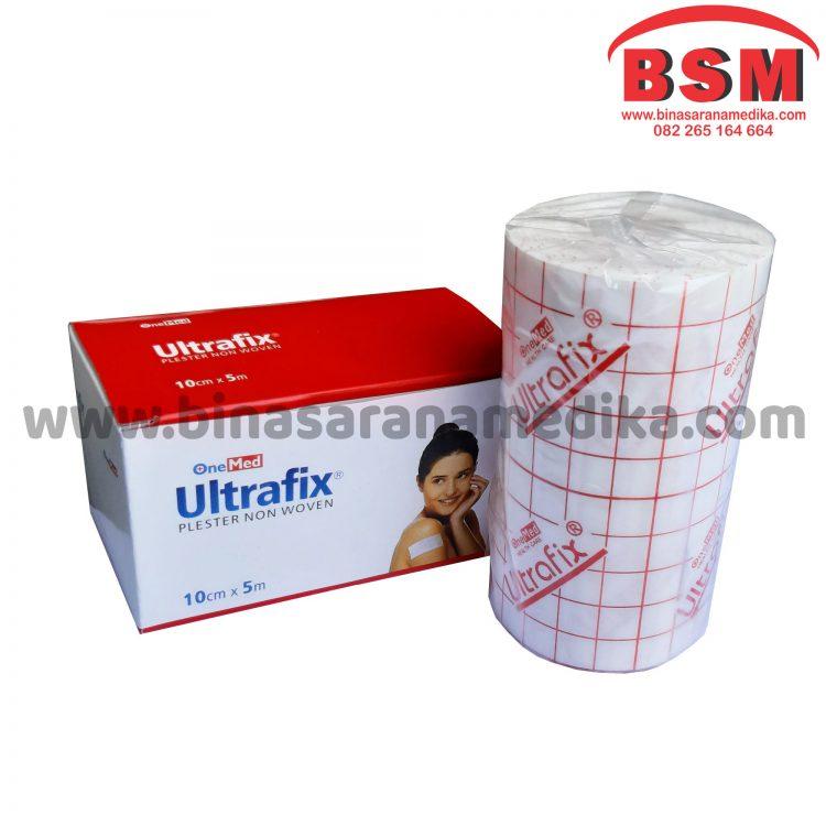 Ultrafix 10 cm x 5m onemed Plester