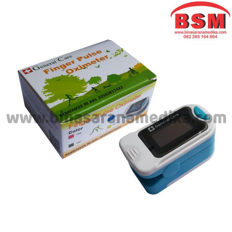 Finger Pulse Oximeter General Care