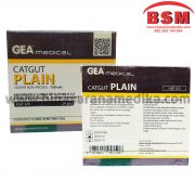 CATGUT PLAIN 3/0 150CM GEA