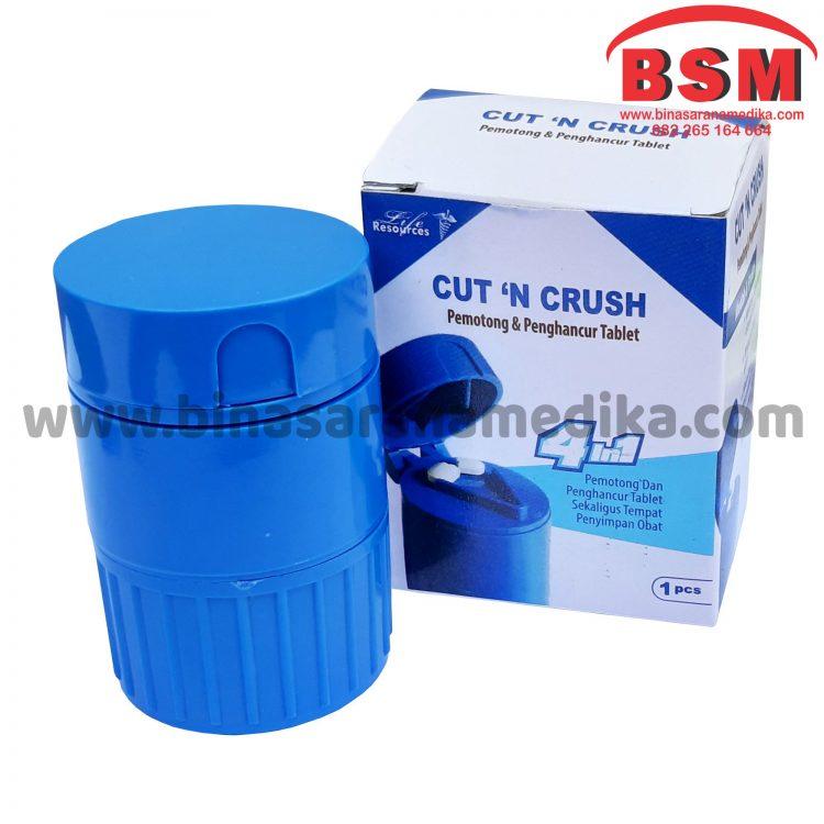 CUT AND CRUSH / PEMOTONG DAN PENGHANCUR TABLET