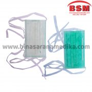 MASKER TALI / TIE-ON REMEDI 3 PLY