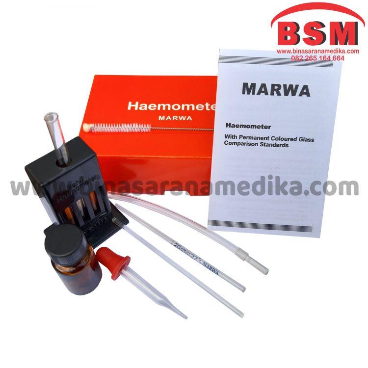 Haemometer / HB Sahli Marwa